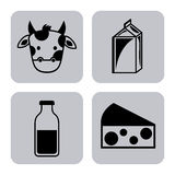 Cow design Stock Photography