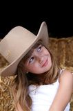 Cow-girl Image stock