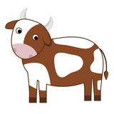 Cow Royalty Free Stock Image
