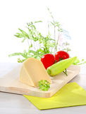 Cow milk cheese Royalty Free Stock Photography