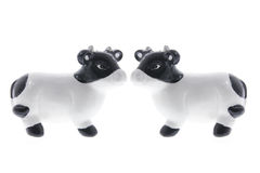 Cow Ornaments Royalty Free Stock Photo