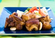 Cow's Foot - Caribbean Style Stock Photos