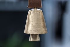 Cow or sheep bell Royalty Free Stock Image