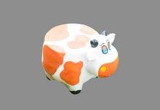 Cow statute Stock Image