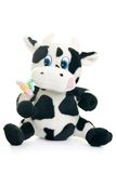 Cow toy Royalty Free Stock Photo