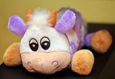 Cow toy Stock Photo