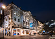Coward theater. In the west end of London, staging 'Shakespeare in love Royalty Free Stock Photo