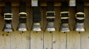 Cowbells Royalty Free Stock Photo