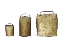 Cowbells Stock Photography