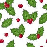 Cowberry vector illustration, berries images. Doodle cowberry vector illustration in red and green color. Cowberry berries images. For menu, package design stock illustration