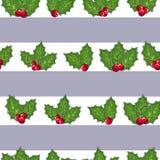 Cowberry vector illustration, berries images. Doodle cowberry vector illustration in red and green color. Cowberry berries images. For menu, package design vector illustration