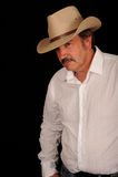 Cowboy âgé moyen photos stock