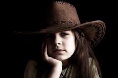 Cowboy Imagem de Stock Royalty Free
