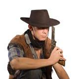 Cowboy foto de stock royalty free