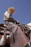 Cowboy Fotografia Stock