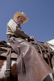 Cowboy Stockfoto