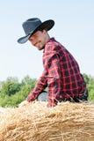 Cowboy image libre de droits