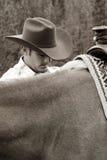 Cowboy photo libre de droits