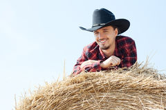 Cowboy Immagine Stock