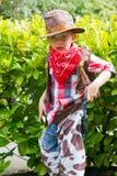 Cowboy Arkivfoto
