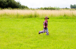Cowboy Arkivfoton