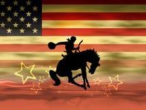 Cowboy Imagem de Stock