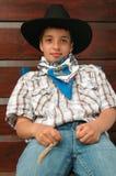 cowboy Royaltyfri Fotografi