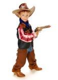 Cowboy Immagine Stock Libera da Diritti