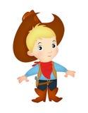 Cowboy Stockbild