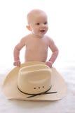 cowboy 4 little Fotografering för Bildbyråer