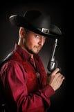 cowboy Royalty-vrije Stock Afbeelding