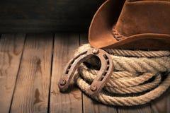cowboy Royaltyfri Bild