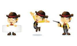 Cowboy 1 Photos stock