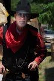 Cowboy 1 Royalty-vrije Stock Afbeeldingen