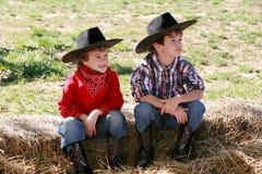 Cowboy Fotografia Stock Libera da Diritti