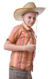 Cowboy Stock Image