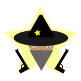 cowboy Lizenzfreie Stockbilder