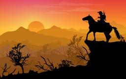 Cowboy adventure Stock Photos