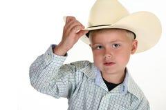 Cowboy américain Photo libre de droits