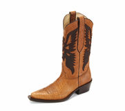 Cowboy boot Stock Photography