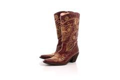Cowboy boots. Stock Photos