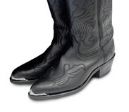 Cowboy Boots Royalty Free Stock Photo