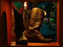 Cowboy boots Royalty Free Stock Photos