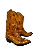 Cowboy boots Royalty Free Stock Photos