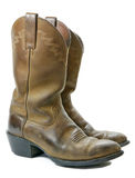 Cowboy Boots Royalty Free Stock Image