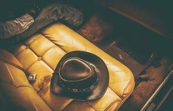 Cowboy Classic Ride Royaltyfri Fotografi