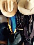 Cowboy Corner stock photos