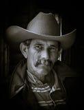 Cowboy cubano Fotografia Stock