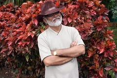 Cowboy d'Indien est Image stock