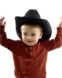 Cowboy da criança Imagens de Stock Royalty Free